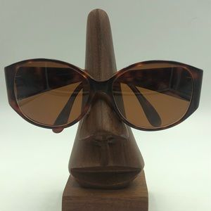 Marc by Marc Jacobs Brown Oval Sunglasses Frames